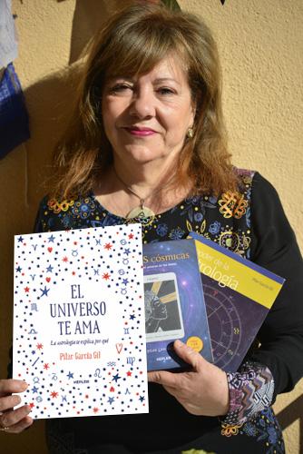 Pilar García Gil - El Universo te ama
